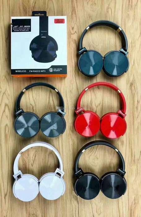 Auricular Bluetooth Radio Fm Y Micro Sd