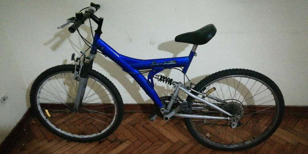 Vendo Bici R 24 Doble Suspensión