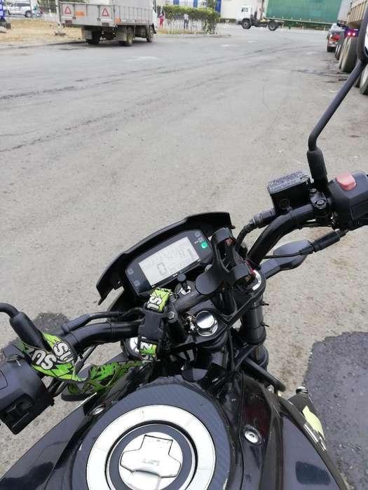 Vendo Moto Gixxer 150cc 2016
