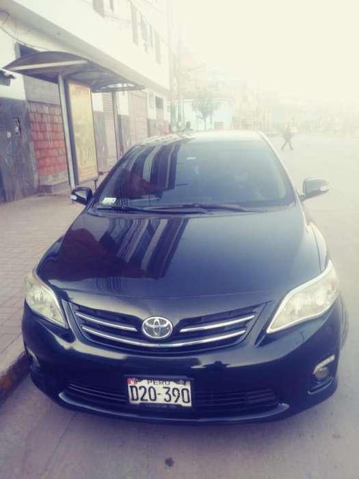 Toyota Corolla 2013 - 100 km