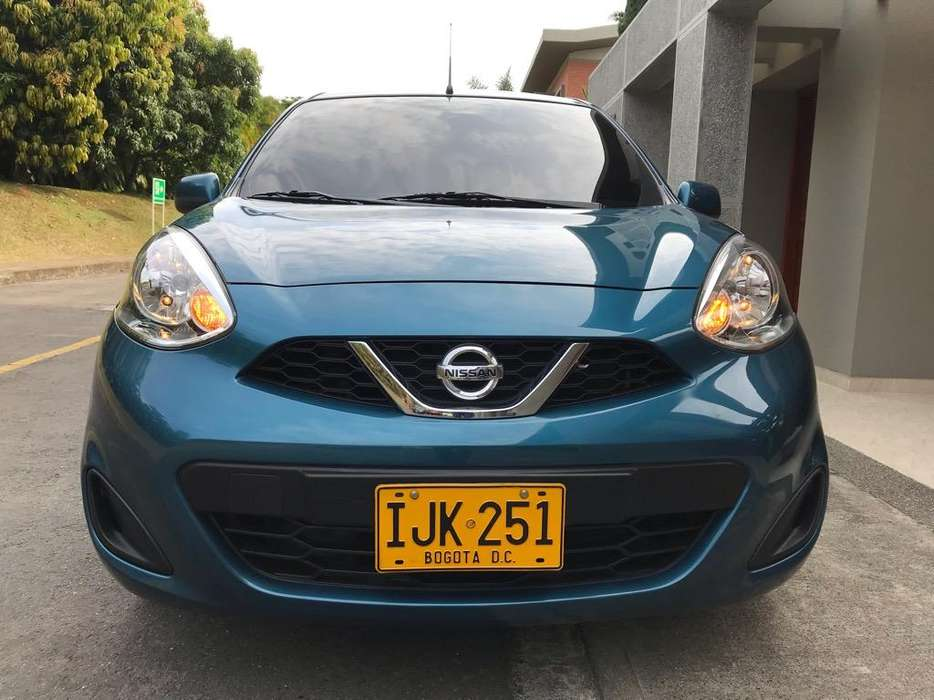 Nissan March 2016 - 0 km