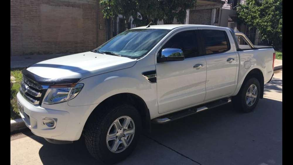 Ford Ranger 2014 - 78000 km