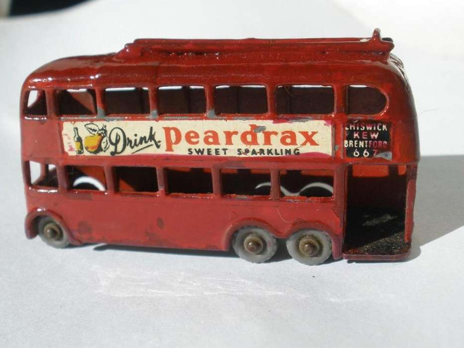 gp5600 Matchbox Trolley Bus N 56