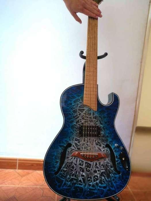 Guitarra Electroacústica en Venta.