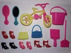Accesorios Y Zapatos Barbie O Similar