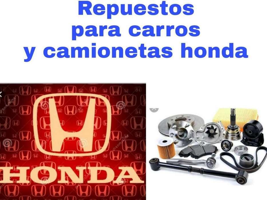 Autopartes para Carros Honda