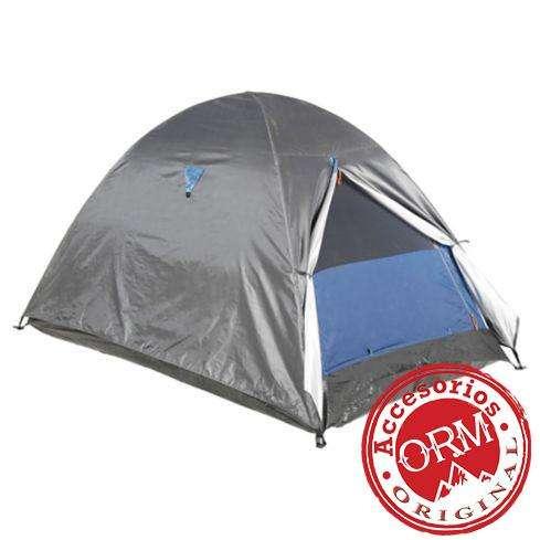 Carpa Camping 2 Pers Klimber Doble Techo