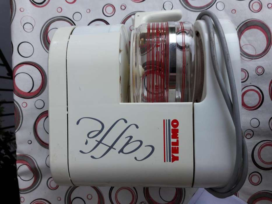 CAFETERA ELECTRICA YELMO