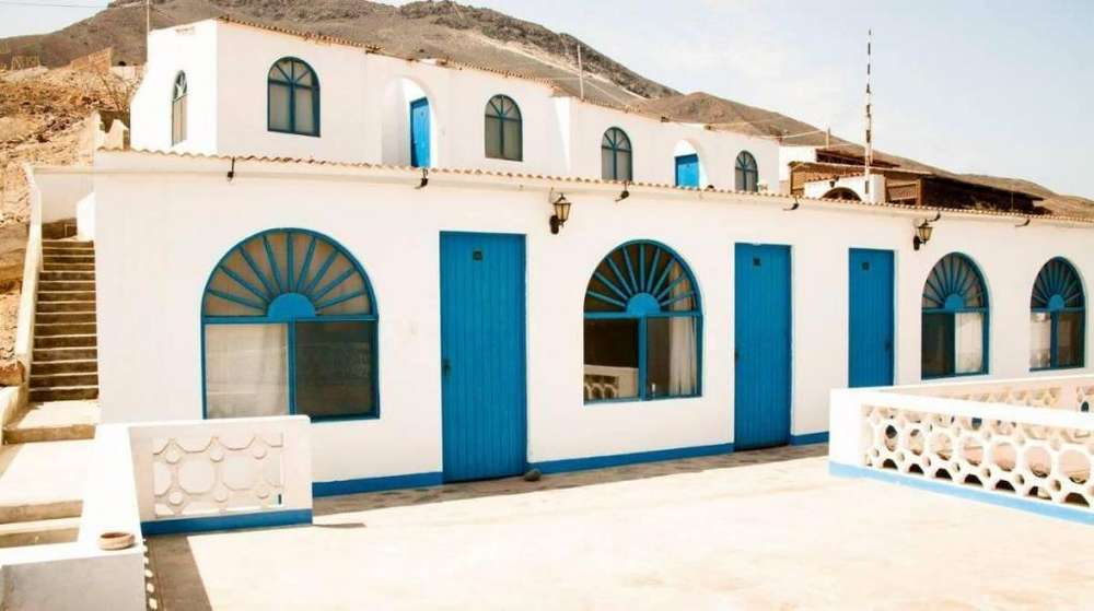 Venta de Hotel en Balneario Tortugas, Casma