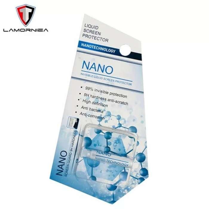 Protector de Pantalla Liquido Nano Tec.