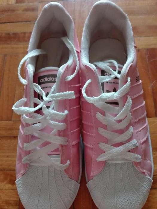 Zapatillas Adidas Superstar T.36 Nuevas