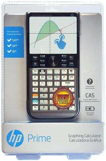 Calculadora Hp Prime Nuevas