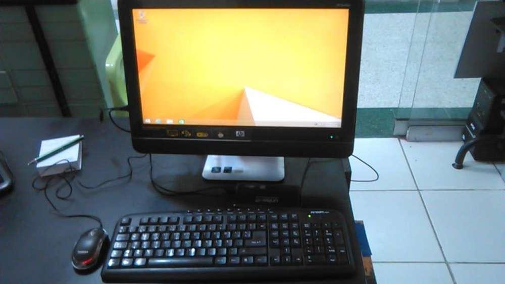 TODOENUNO HP Pavillion All-in-One MS220la PC
