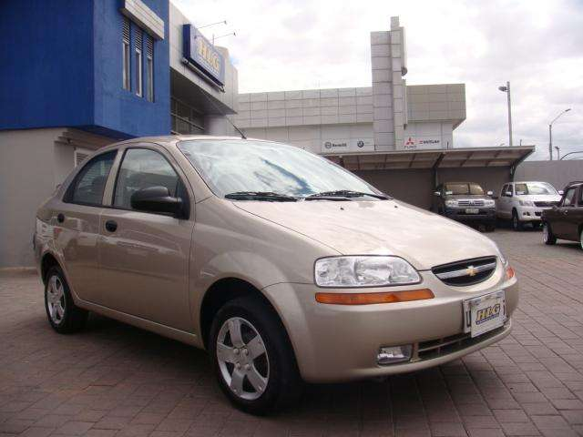 Chevrolet Aveo Family 2015 - 80000 km