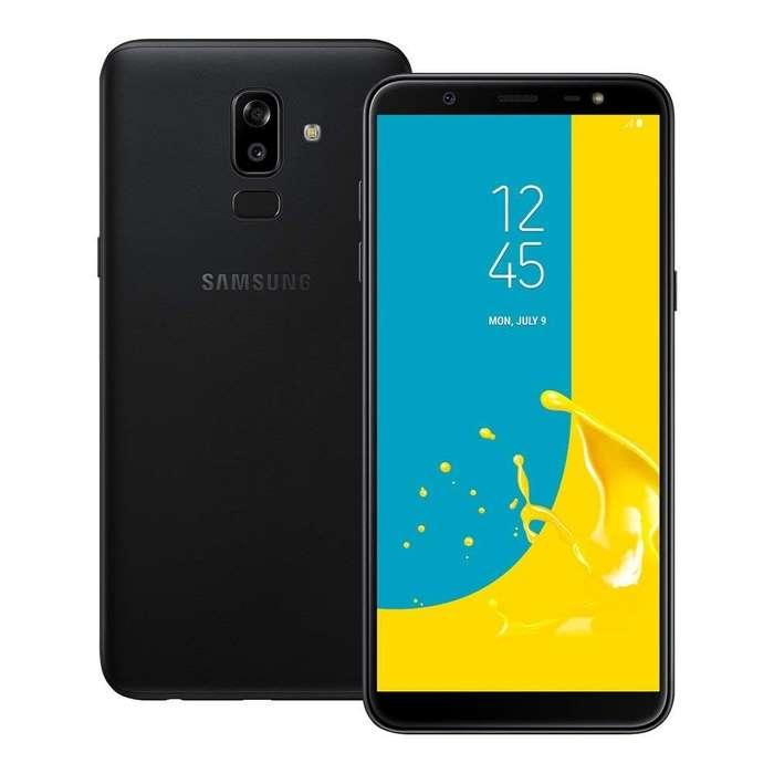 Celular Samsung J8 Infinity 64gb Dorado - Neg