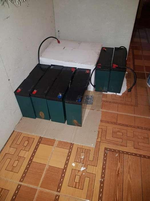 Baterías para Motos Eléctrica