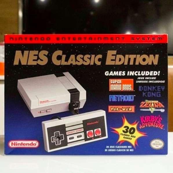 Nintendo Mini - Nintendo Clasico - <strong>nes</strong> Classic Edition - Nintendo Retro