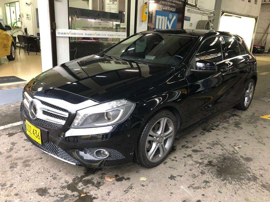 Mercedes-Benz Clase A 2015 - 47000 km