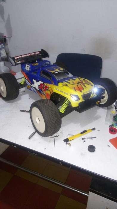 Truggy Competición Motor Nitro 4.6 Xtm