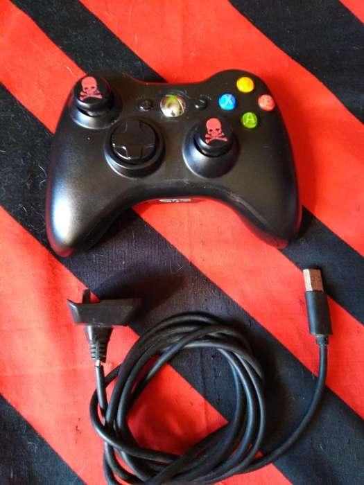 Control Original Xbox 360regalo Carga