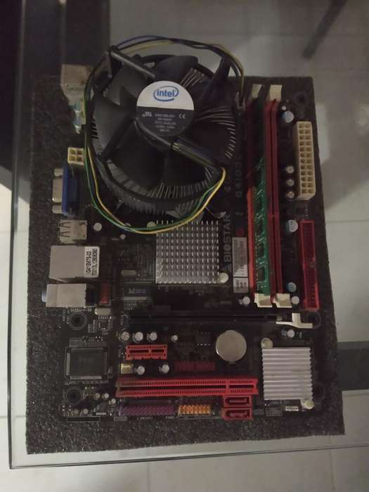 Combo Board Intel Ddr3