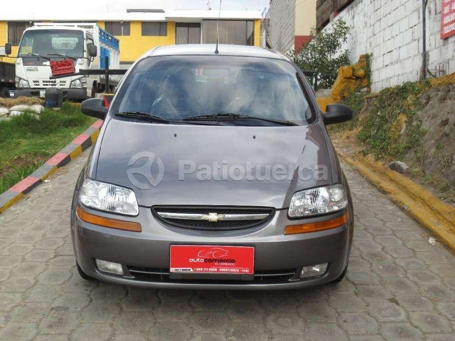 Chevrolet Aveo Family 2013 - 120000 km