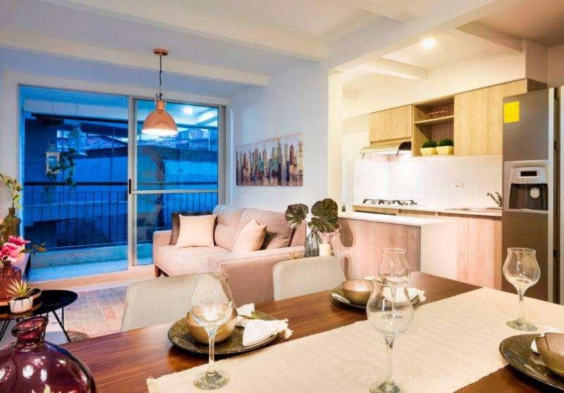 Apartamento En Venta En Sabaneta Sabaneta Cod. VBBER862