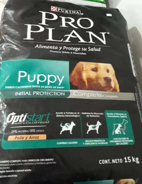 Pro Plan para Cachorros Y Adultos15kg