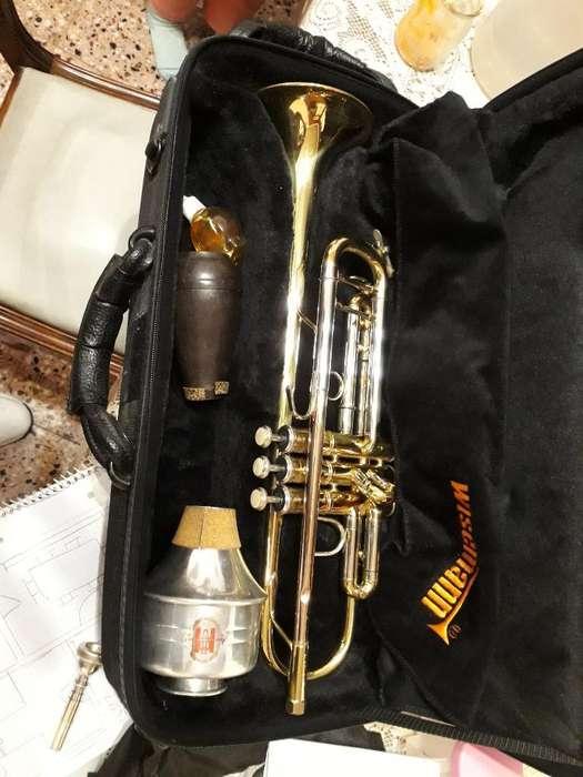 Trompeta Wisemann Dtr250 Set Full