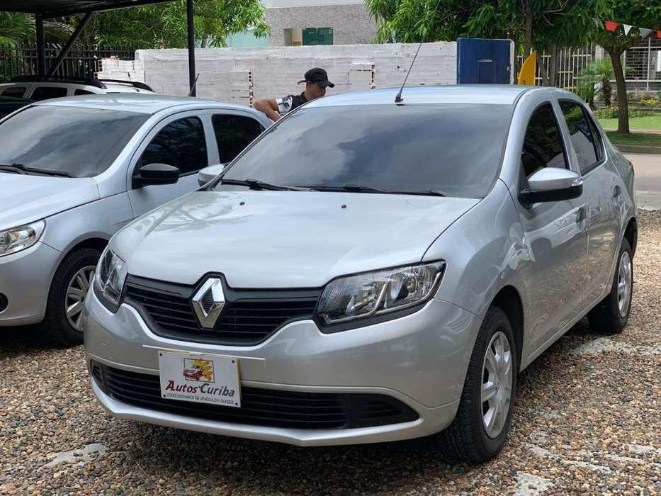 Renault Logan 2020 - 1800 km