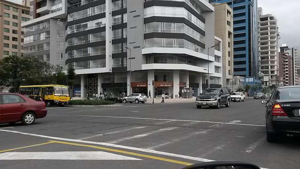Vendo hermosa <strong>oficina</strong> Edif. Cosmopolitan Parc Av. Portugal y Av. De los Shyris