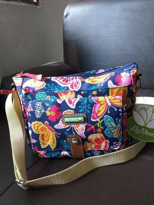 Vendo Bolso Lily Bloom Nuevo