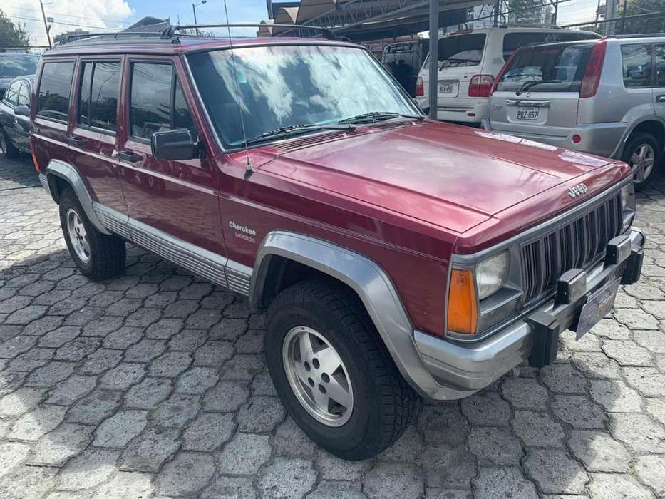 <strong>jeep</strong> Cherokee 1996 - 240000 km