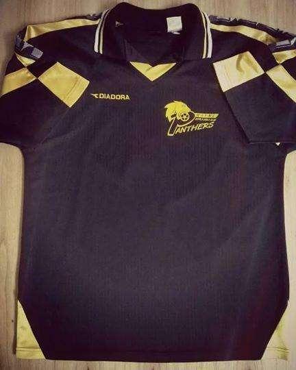 Camiseta Diadora Panthers New Jersey