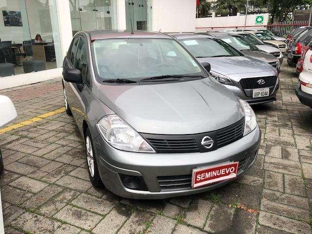 Nissan Tiida 2016 - 50000 km