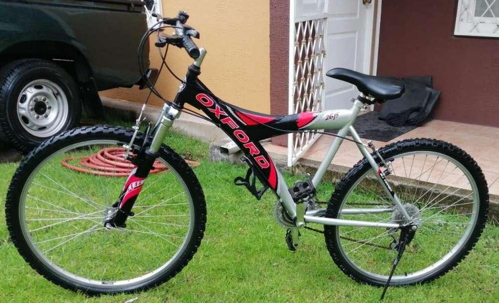 Bicicleta marca oxford