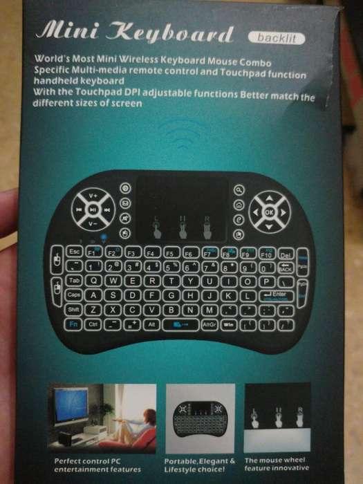 Mini Keyboard Smartv