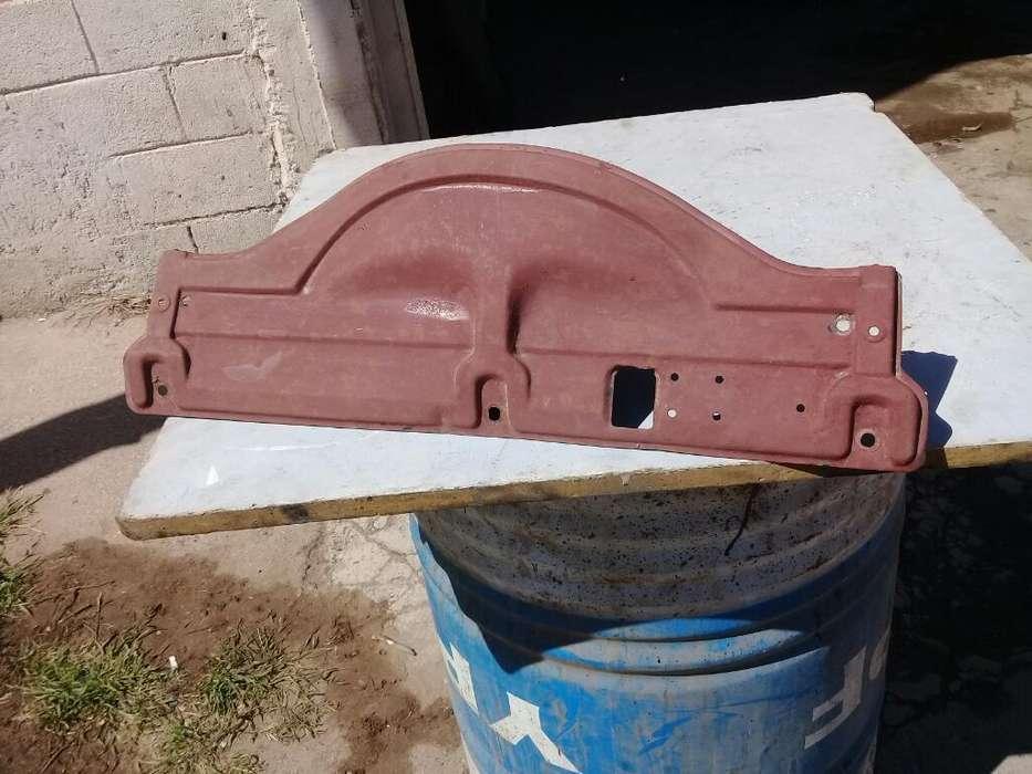 Chapon Cubre Radiador Chevy