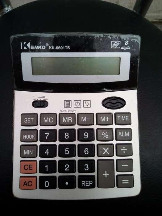 <strong>calculadora</strong> KENKO Mod KK-6601TS Ideal No-Videntes.