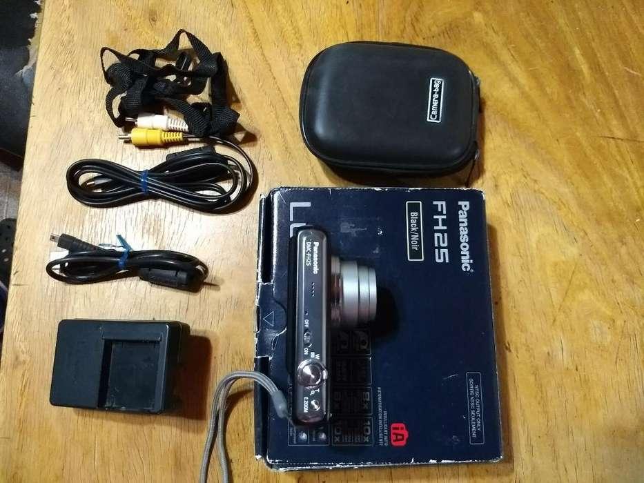 Cámara Digital Panasonic Fh 25 Vendo