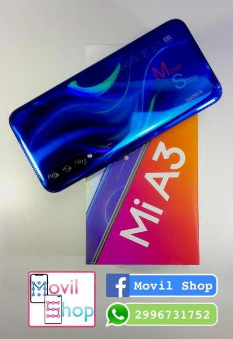 Xiaomi Mi A3 64gb 4gb Ram Dual Sim