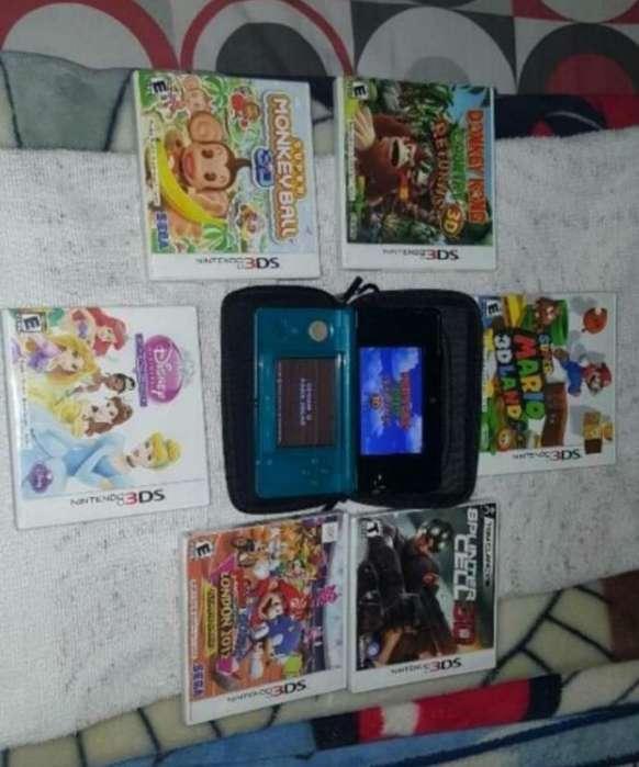 Nintendo 3ds Mas Juegos