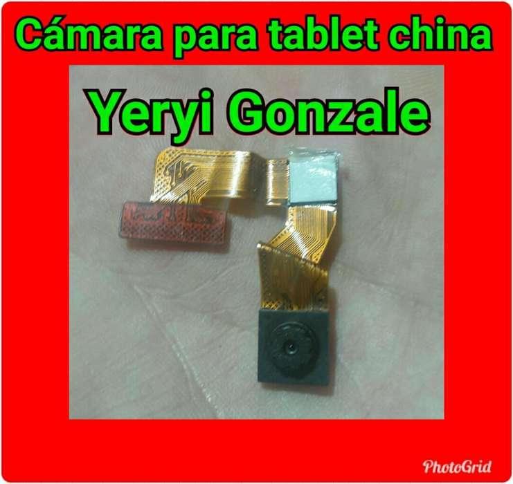 Cámara para Tablet China