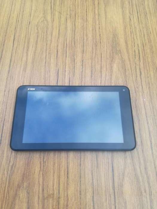 Tablet 7 pulgadas Marca X view sin ninguna falla