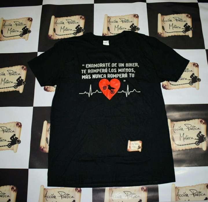 Camisetas para Los Amantes de Las Motos