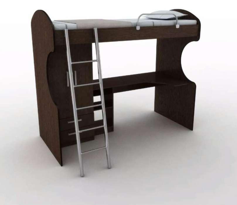 Cama <strong>escritorio</strong>