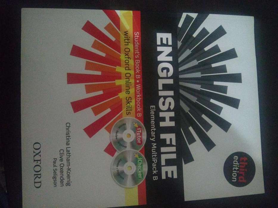 English File Elementary Multipack B Third edition