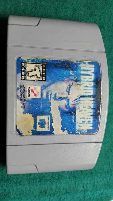 Casetes de Nintendo 64