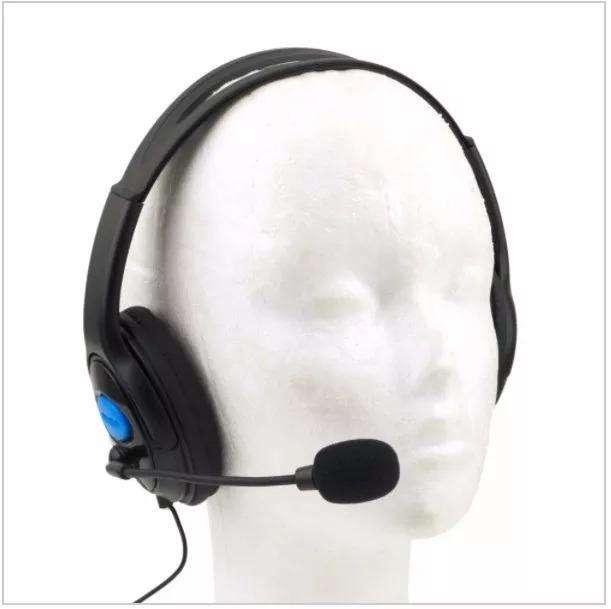 Auricular Gamer P/ Pc Ps4 Playstation 4 Microfono P4