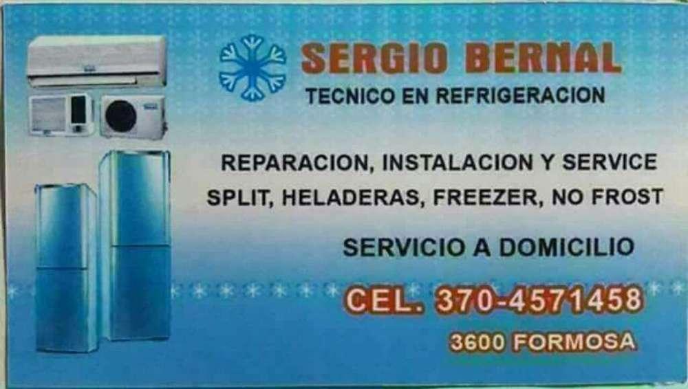 Técnico en Refrigeración